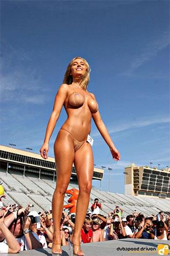 Concours du plus beau bikini !