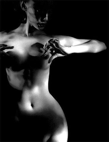 De très belles photos d'art de nu
