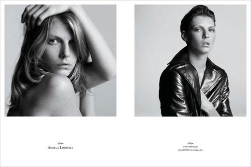 Photos de mannequins avant et après le maquillage ! -  3