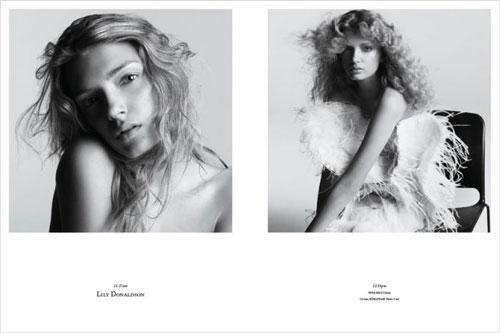 Photos de mannequins avant et après le maquillage ! -  7